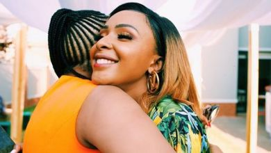 Photo of Boity's Surprise Party For Mom In Pictures