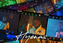 J-Smash Drops 'Hyena' Visuals ft Jay Hood, LucasRaps, Mass The Difference, Touchline, Dibi & Indigo Stella
