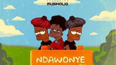 "Leverage features MusiholiQ on ""Ndawonye"""