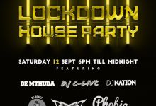 Lockdown House Party Line-up: De Mthuda, Dj C-live, Bongz, Gremlin & More