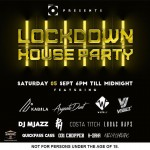 Lockdown House Party Lineup – Saturday 5th September: DJ Kabila, Wobbly, Costa Titch, PH And More