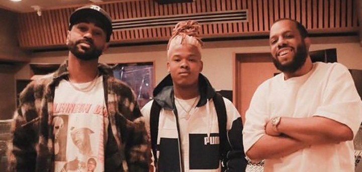 Nasty C and Big Sean Dropping New Collaborative Song Soon