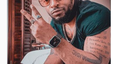 Assault Allegations: Prince Kaybee Disappointed In Thembinkosi Lorch?