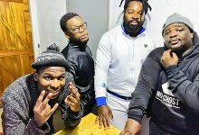 Photo of Zakwe, Duncan, Big Zulu & Uzalo's Wiseman Collab On New Record