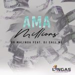 Dr Malinga Shares Ama Millions With DJ Call Me