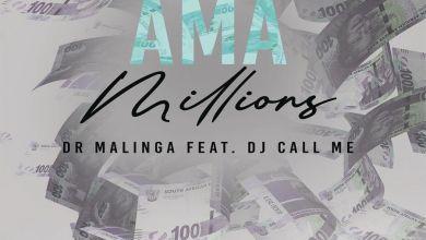 Dr Malinga Shares Ama Millions With DJ Call Me