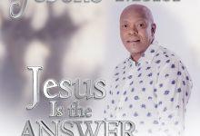 "Teboho Moloi sings ""Jesus Is The Answer"""