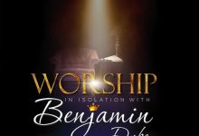 "Rev. Benjamin Dube Presents Gospel Compilation ""Worship in Isolation"""