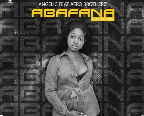Angelic Sings Abafana With Afro Brotherz