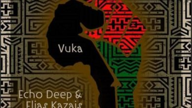Echo Deep & Elias Kazais feature Viiiictor May on 'Vuka'