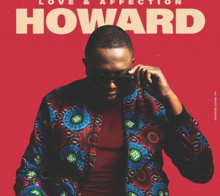 """Howard is """"Ruling"""" with DJ Maphorisa"""