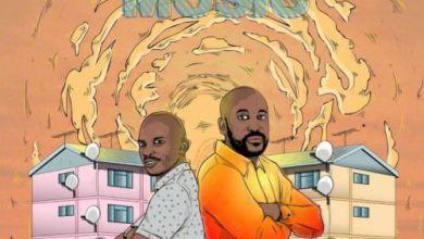 "Mmino drops ""Afrika (Unite)"" featuring Cecil M, Josiah De Desciple, Da ISH & Acutedose"
