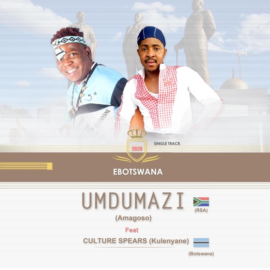 "Umdumazi drops new song ""Ebotswana"""