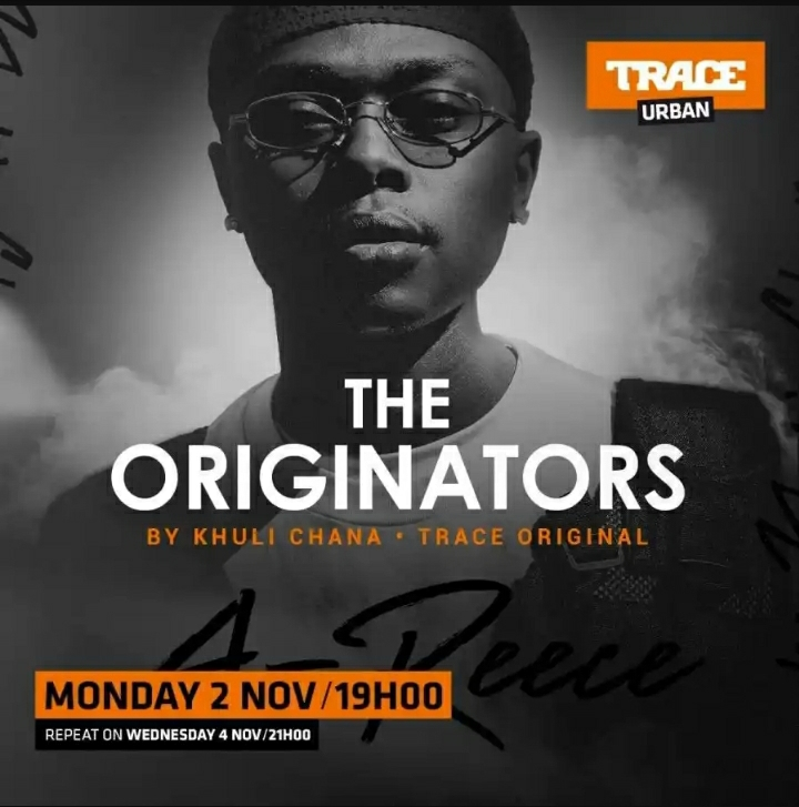 """A-Reece To Feature On The first Episode Of Khuli Chana's """"The Originator"""" Music Doccie Series"""
