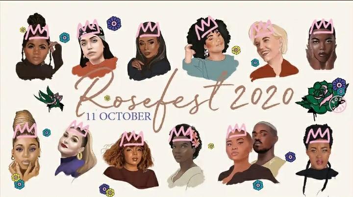 Ami Faku, Boity Thulo, Busiswa and Simmy Kill It On Rose Fest 2020