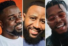 Cassper Speaks About His Plans Of Working With Anatii & Sarkodie