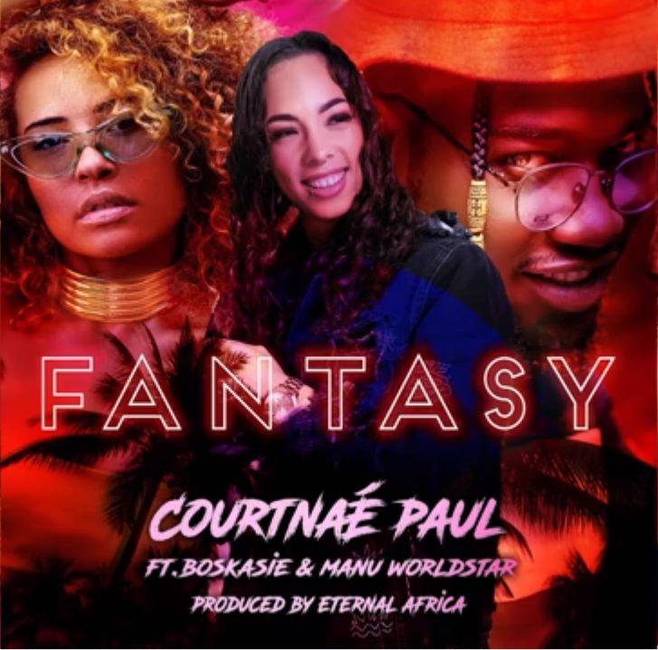 Courtnae Paul Premieres Fantasy Ft. Manu Worldstar & Boskasie