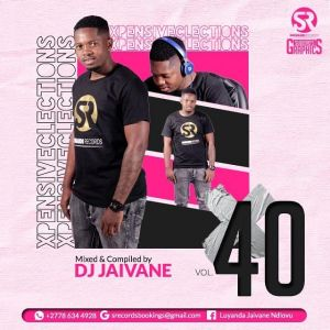 """DJ Jaivane releases """"XpensiveClections Vol 40 Mix (Level 1 Edition)"""""""