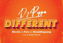 """Dr Peppa Drops """"Different"""" Featuring Blxckie, Farx & ShouldbeYuang"""
