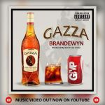 Gazza Drunken With New Song & Video Brandewyn