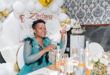 Zodwa Wabantu's 35th Birthday Celebration In Pictures