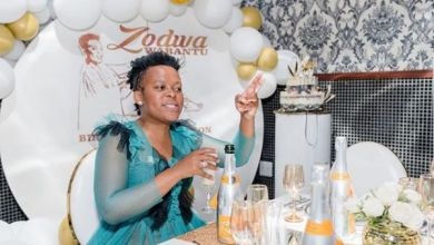 Photo of Zodwa Wabantu's 35th Birthday Celebration In Pictures