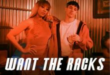 "J Molley and Nadia Nakai ""Want the Rack$"""