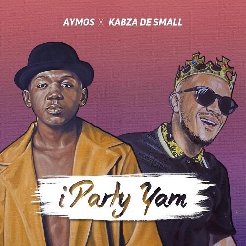 """Kabza De Small & Aymos Team Up On """"iParty Yam"""""""