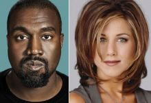 "Photo of Kanye West Replies Jennifer Aniston's Voting Comments, Says ""Got Em Shook"""