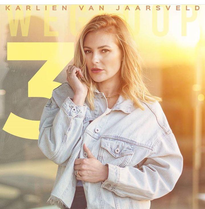 Karlien Van Jaarsveld Premieres Wegloop