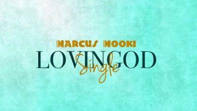 """Marcus Mooki sings about """"LovinGod"""""""