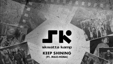 "Brand Nu Skwatta Kamp Titled ""Shining"" Featuring Max-Hoba"