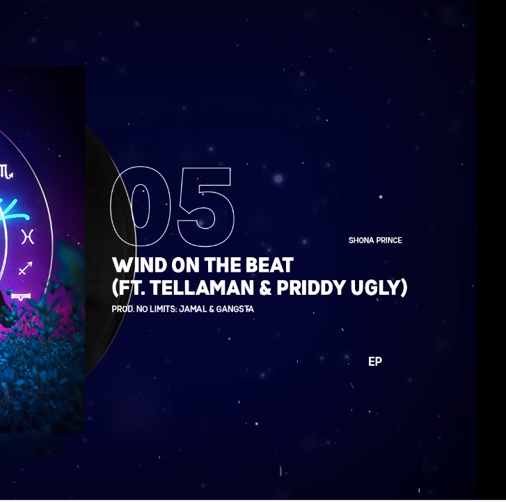 """Takura Drops New Song """"Wind On The Beat"""" Featuring Tellaman & Priddy Ugly"""