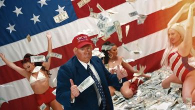 """YG Parodies Donald Trump In New Video For """"Jealous"""""""