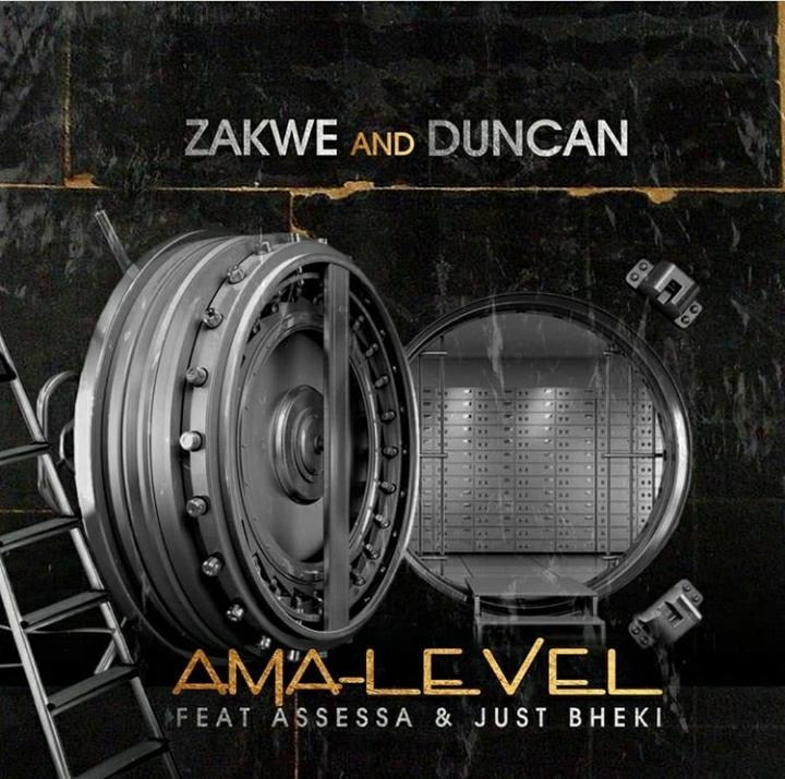 "Zakwe & Duncan release ""Ama-Level"" featuring Assessa & Just Bheki"