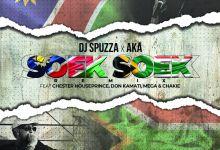 DJ Spuzza Drop Soek Soek Remix Ft. AKA, Chester Houseprince, Don Kamati, MEGA & Chakie