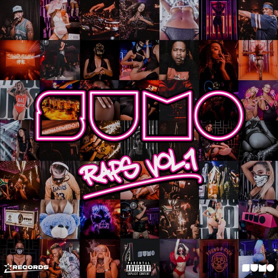 Various Artists - Sumo Raps, Vol. 1
