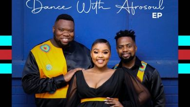 Afrosoul - Dance with Afrosoul - EP