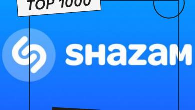 Top 1000 Songs (Shazam)