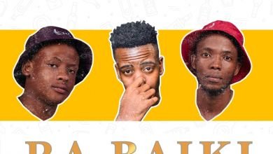 CK & Nthabo - Ra Baiki (feat. Tallarsetee) - Single