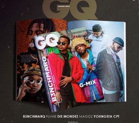 B3nchMarQ Premieres GQ G-MIX Ft. Flvme, Die Mondez, Maggz & YoungstaCPT
