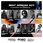 Master KG Secures MOBO Awards Nomination