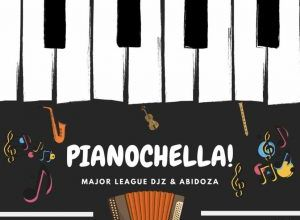 Major League & Abidoza Sing Dinaledi With Mpo Sebina