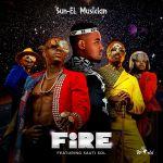 "Sun-EL Musician Brings The ""Fire"" With Sauti Sol"
