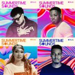Apple Music's Summertime Sounds campaign is set to sizzle this festive season with AKA, Dineo Ranaka, Dua Lipa, Jonas Brothers, Prince Kaybee and Sun-El Musician