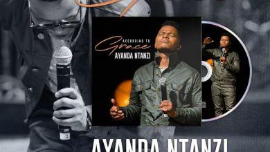 "Ayanda Ntanzi releases ""Eh Simakade (Live)"""