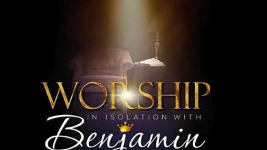 """Benjamin Dube Sings """"Jesus You Are Lord"""" in new song featuring Putuma Tiso"""