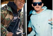 """DJ D Double D tells Speedsta """"Don't do your clout things on me,"""""""