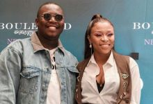 DJ Zinhle Celebrates Umlilo Going 3 Times Platinum