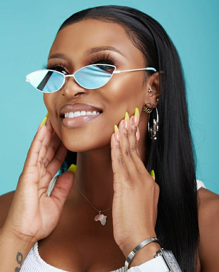 Dj Zinhle Set To Join Khutso Theledi As Co-host On 'the Lady On Drive'